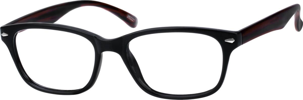 Classic Rectangle Eyeglasses