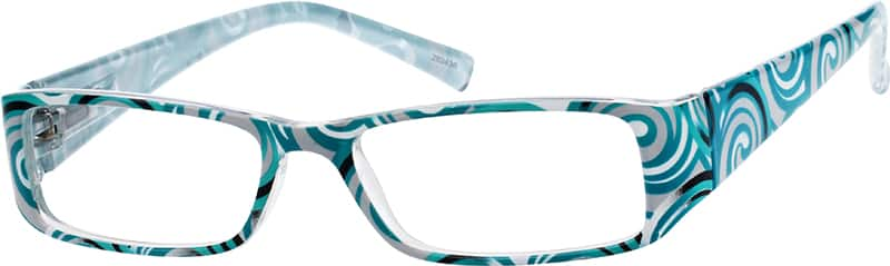 Women Full Rim Acetate/Plastic Eyeglasses #282436