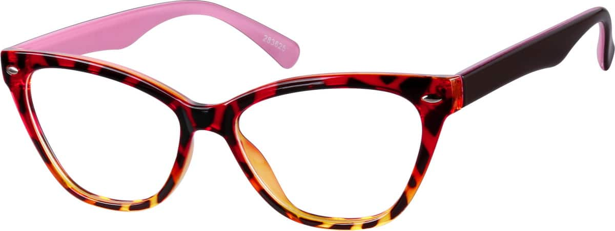 Women's Vintage Cat-Eye Eyeglasses