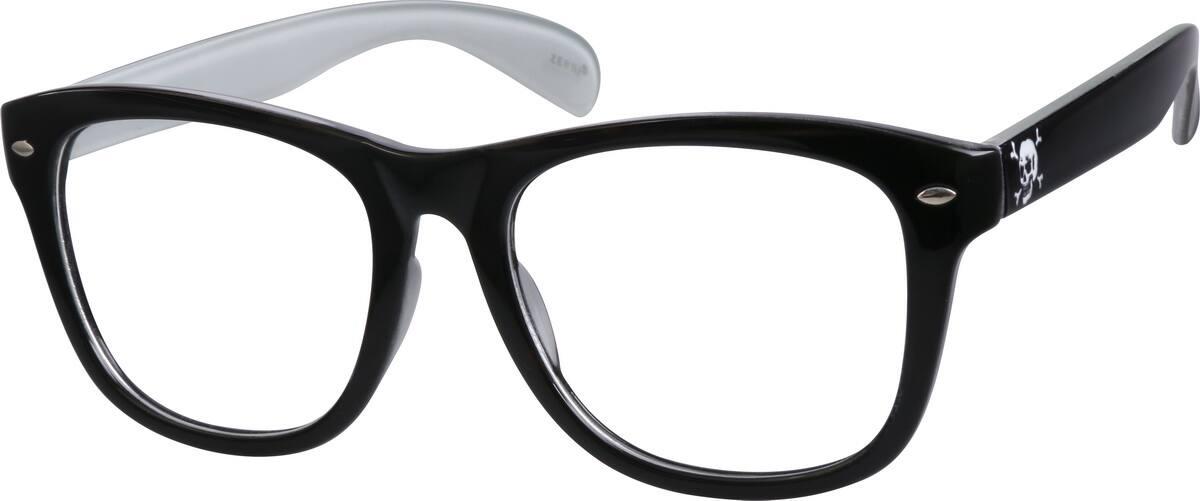 UnisexFull RimAcetate/PlasticEyeglasses #283921