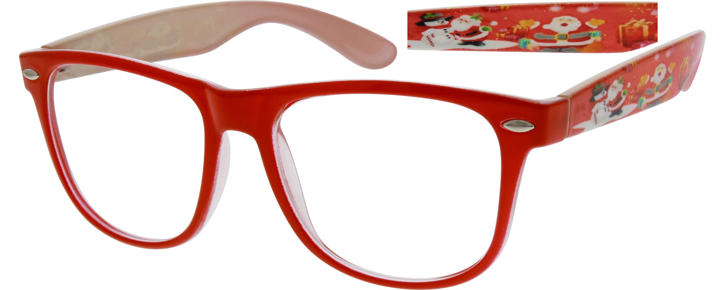 Women Full Rim Acetate/Plastic Eyeglasses #284718