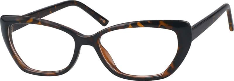 Women Full Rim Acetate/Plastic Eyeglasses #285925