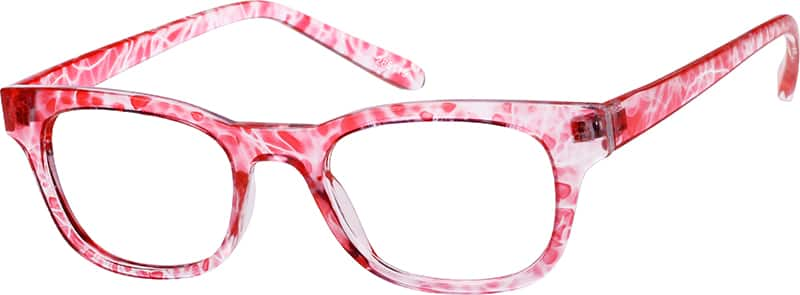 Women Full Rim Acetate/Plastic Eyeglasses #286115