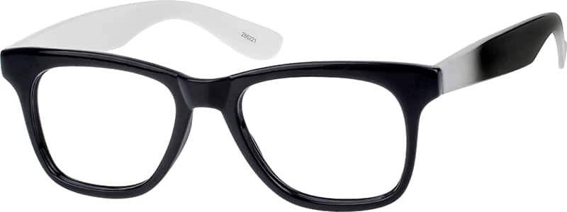 Chic Wayfarer Eyeglasses & Sunglasses