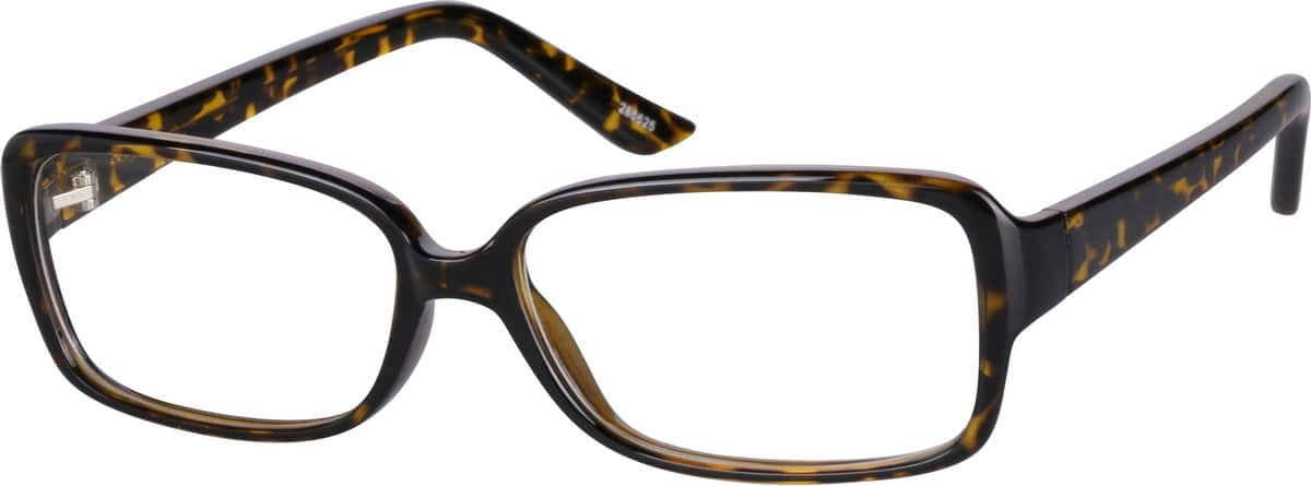 Women Full Rim Acetate/Plastic Eyeglasses #286625