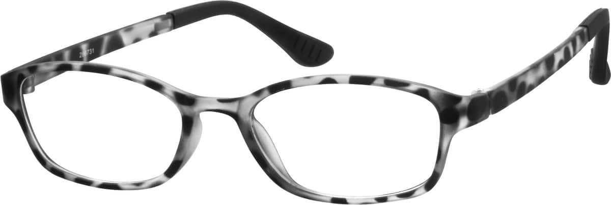 Women Full Rim Acetate/Plastic Eyeglasses #286731