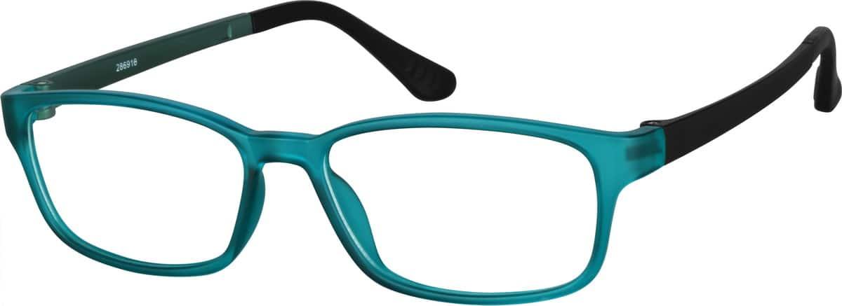UnisexFull RimAcetate/PlasticEyeglasses #286916