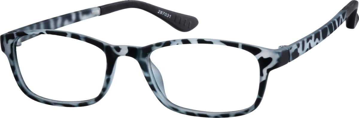 Women Full Rim Acetate/Plastic Eyeglasses #287021