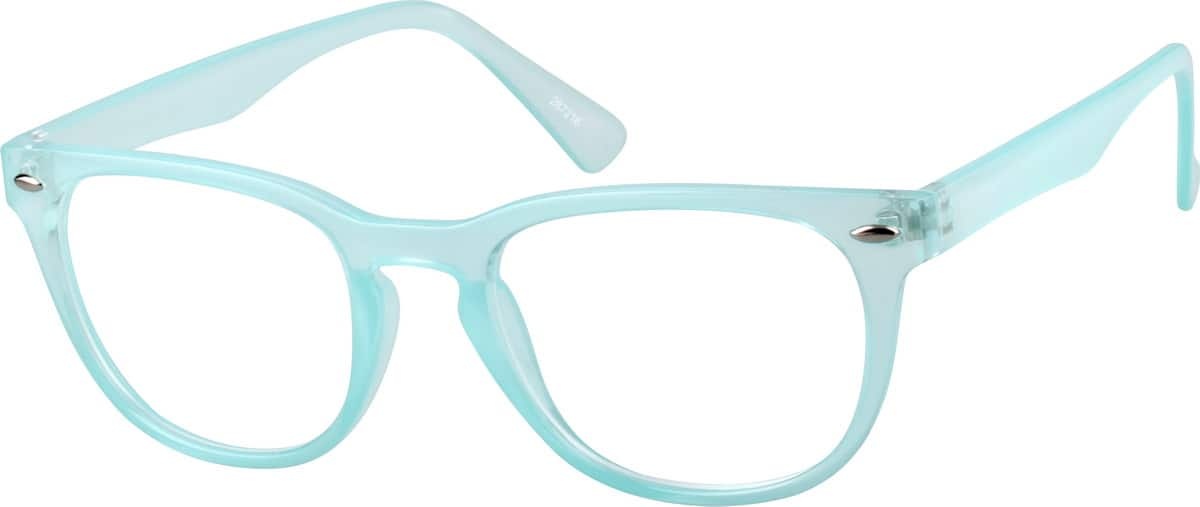 Women Full Rim Acetate/Plastic Eyeglasses #287216
