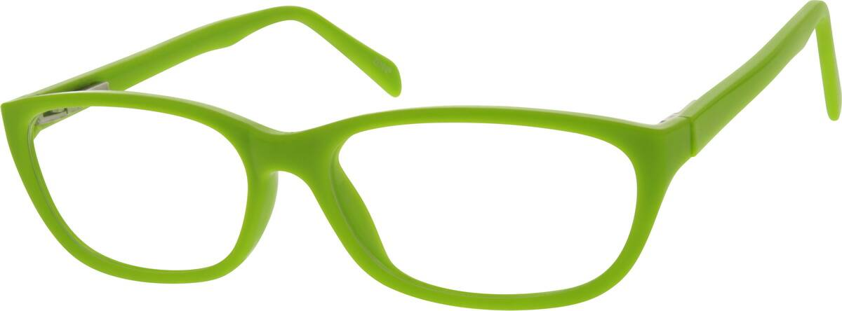 WomenFull RimAcetate/PlasticEyeglasses #287621