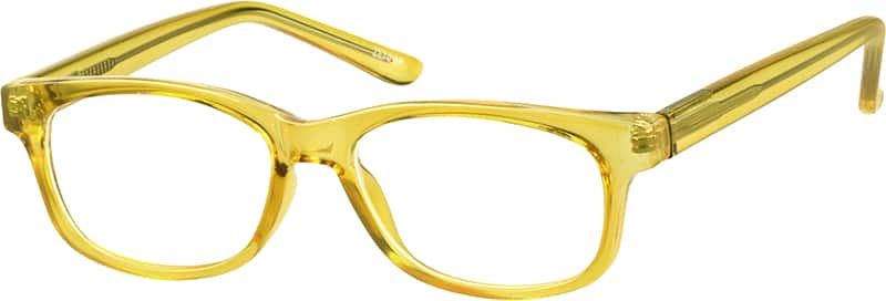 Kids Full Rim Acetate/Plastic Eyeglasses #287922
