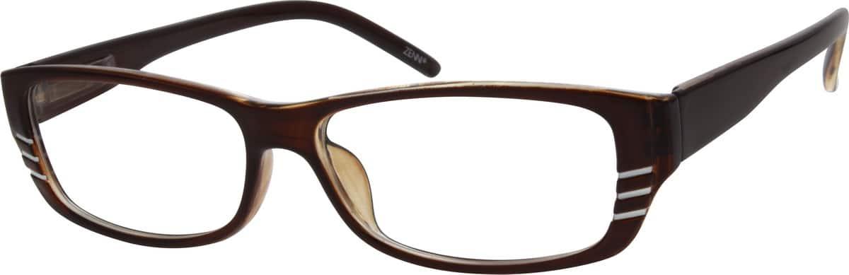 WomenFull RimAcetate/PlasticEyeglasses #288130