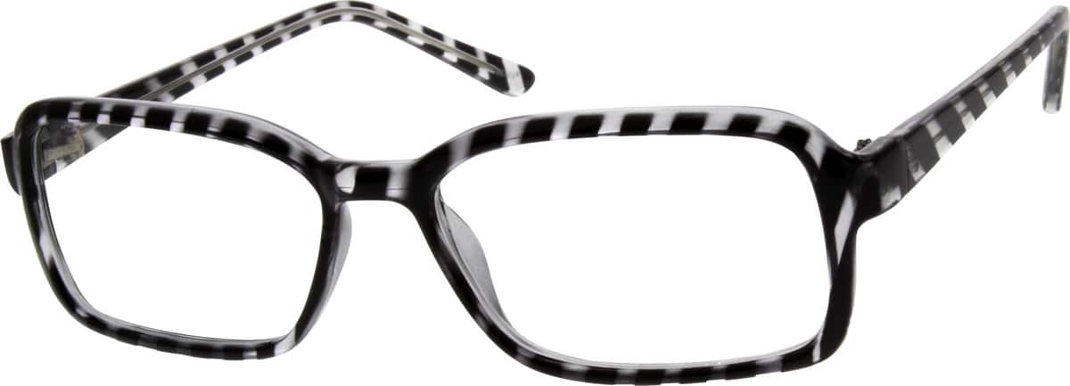 Men Full Rim Acetate/Plastic Eyeglasses #288226