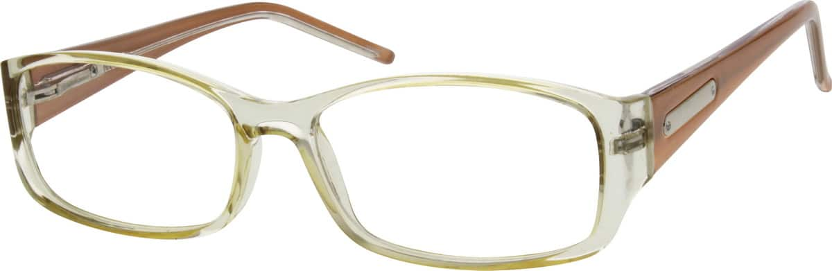 Women Full Rim Acetate/Plastic Eyeglasses #289022