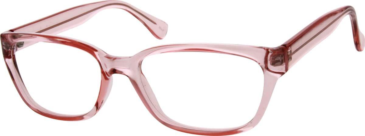 WomenFull RimAcetate/PlasticEyeglasses #289224