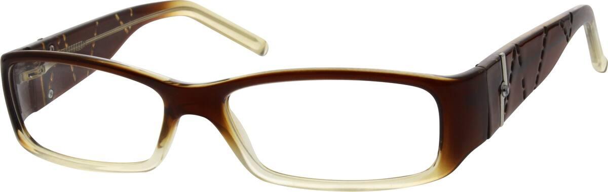 WomenFull RimAcetate/PlasticEyeglasses #289417