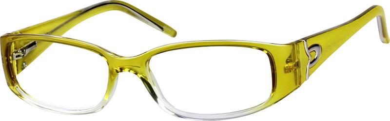 WomenFull RimAcetate/PlasticEyeglasses #289717