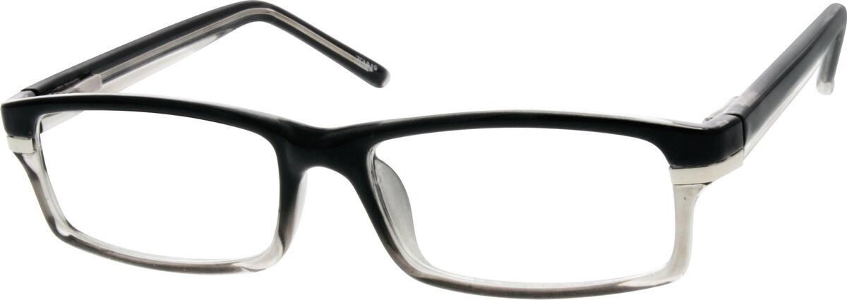 UnisexFull RimAcetate/PlasticEyeglasses #289916