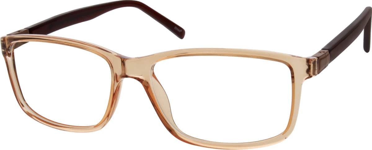 Men Full Rim Acetate/Plastic Eyeglasses #290012