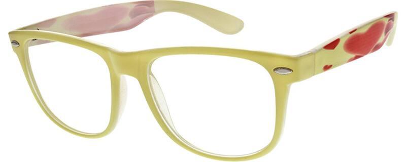 WomenFull RimAcetate/PlasticEyeglasses #290822