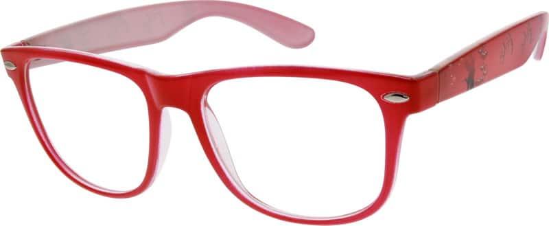 WomenFull RimAcetate/PlasticEyeglasses #290918