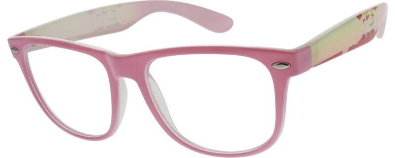WomenFull RimAcetate/PlasticEyeglasses #291019