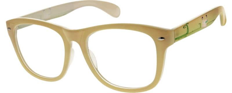 WomenFull RimAcetate/PlasticEyeglasses #291422