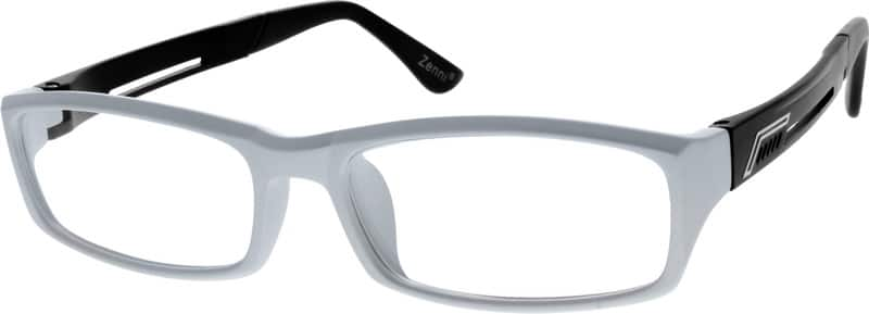 MenFull RimAcetate/PlasticEyeglasses #292312