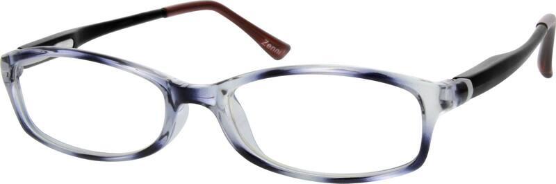 WomenFull RimAcetate/PlasticEyeglasses #292626