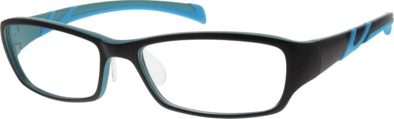 Women Full Rim Acetate/Plastic Eyeglasses #293022