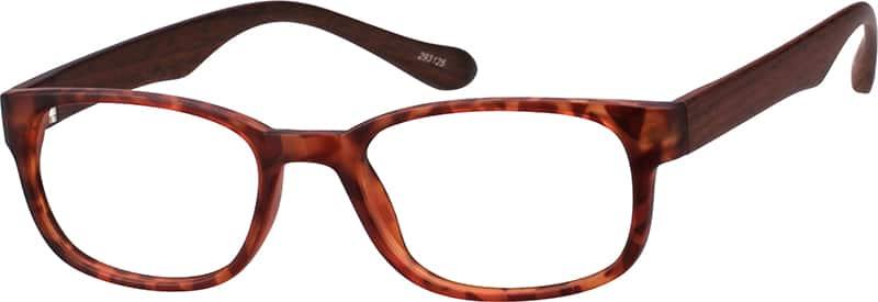 UnisexFull RimAcetate/PlasticEyeglasses #293125