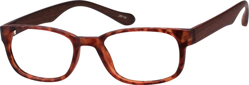 Lightweight Square Eyeglasses