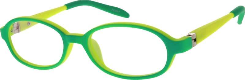 KidsFull RimAcetate/PlasticEyeglasses #293224