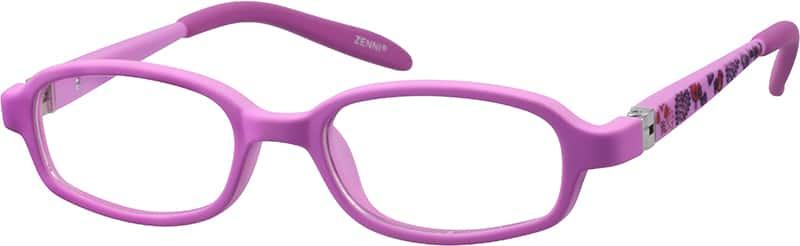 GirlFull RimAcetate/PlasticEyeglasses #293417