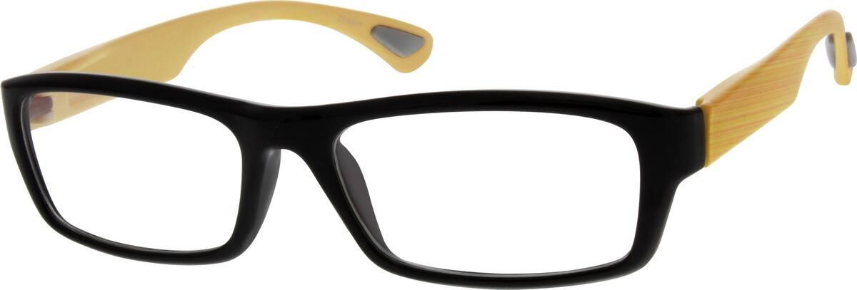 MenFull RimAcetate/PlasticEyeglasses #293615