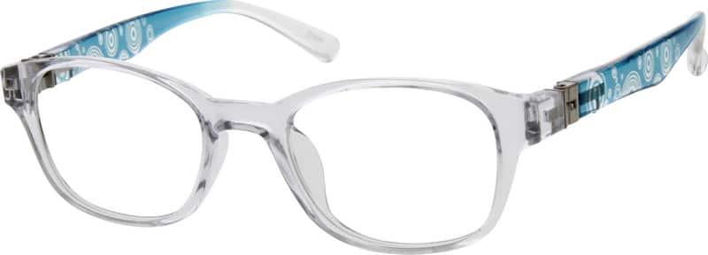 KidsFull RimAcetate/PlasticEyeglasses #294123