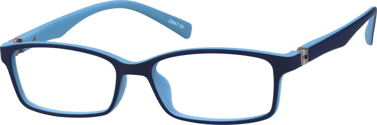 boy full rim acetateplastic eyeglasses 294716