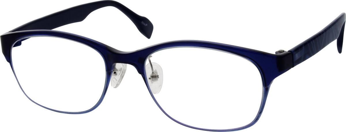 WomenFull RimAcetate/PlasticEyeglasses #294916