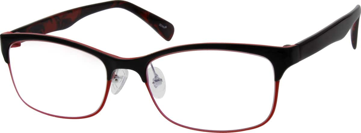 Women Full Rim Acetate/Plastic Eyeglasses #295024