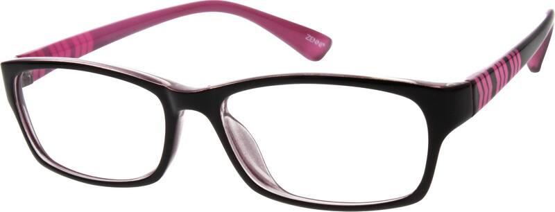 WomenFull RimAcetate/PlasticEyeglasses #295517