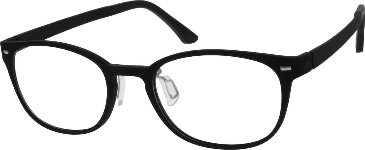 UnisexFull RimAcetate/PlasticEyeglasses #295925