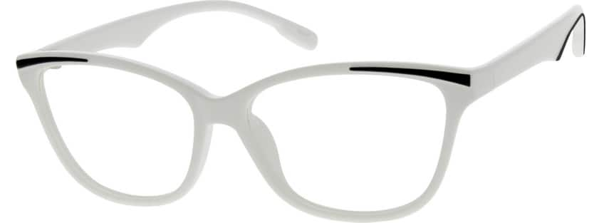 Women Full Rim Acetate/Plastic Eyeglasses #296321