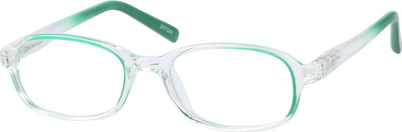 KidsFull RimAcetate/PlasticEyeglasses #297324