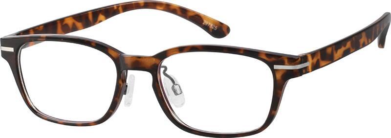 UnisexFull RimAcetate/PlasticEyeglasses #297525