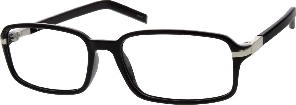 Men Full Rim Acetate/Plastic Eyeglasses #297621