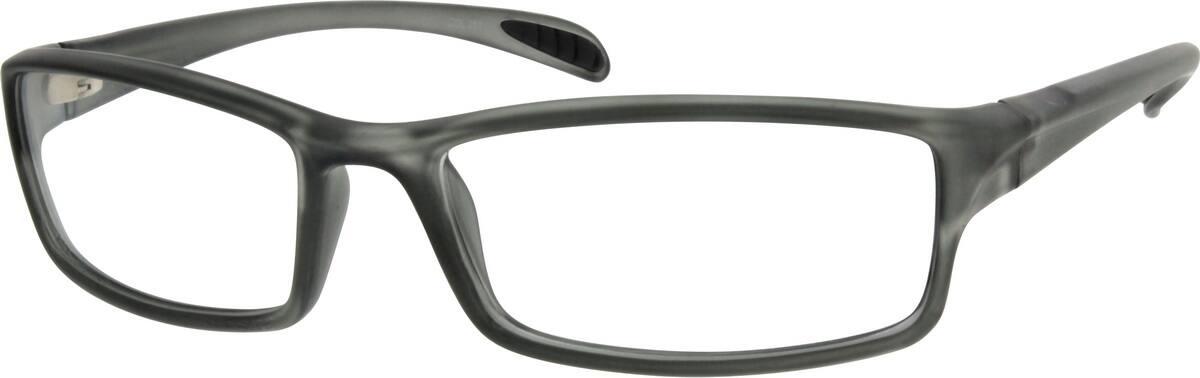 UnisexFull RimAcetate/PlasticEyeglasses #298315