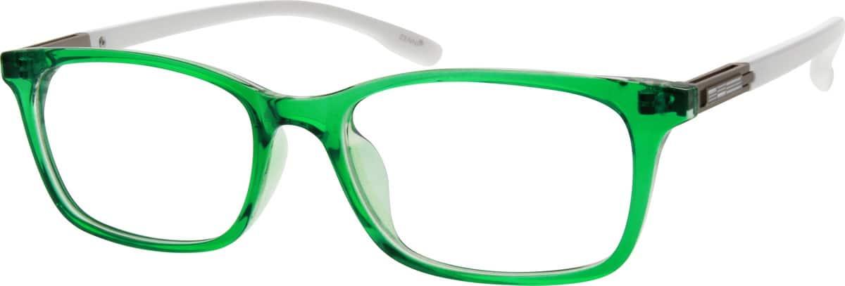 WomenFull RimAcetate/PlasticEyeglasses #298721