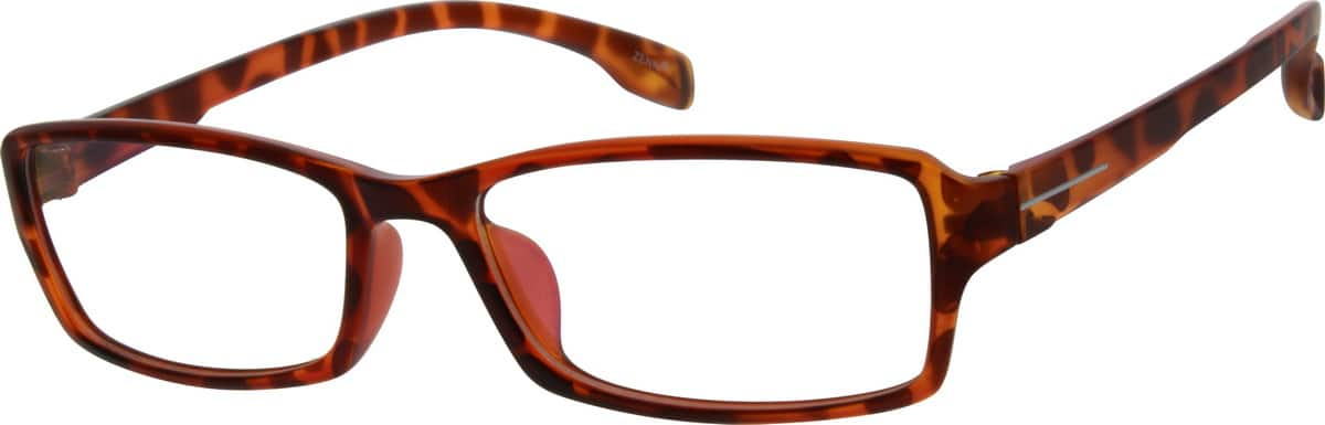 Women Full Rim Acetate/Plastic Eyeglasses #298925