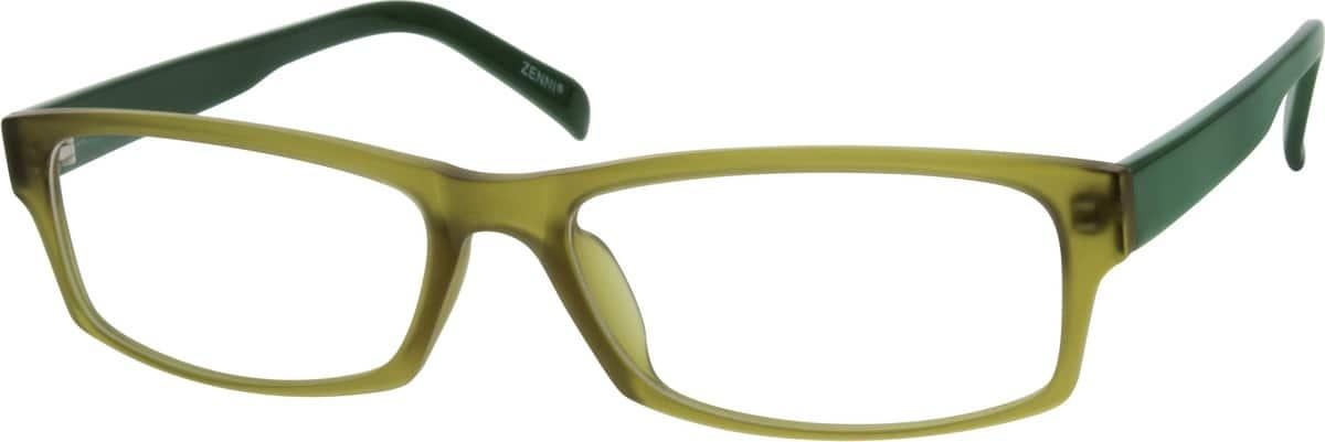 UnisexFull RimAcetate/PlasticEyeglasses #299424