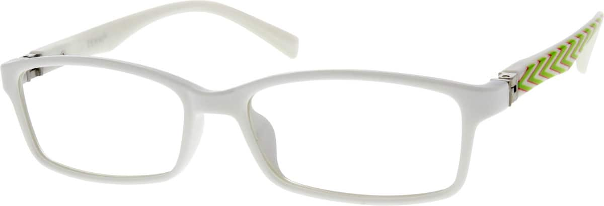 Kids Full Rim Acetate/Plastic Eyeglasses #299524